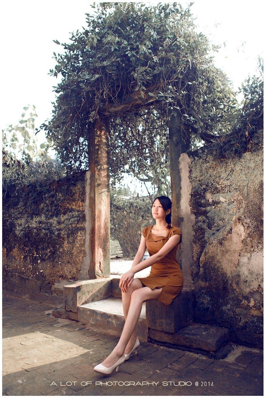 吉水古典美女