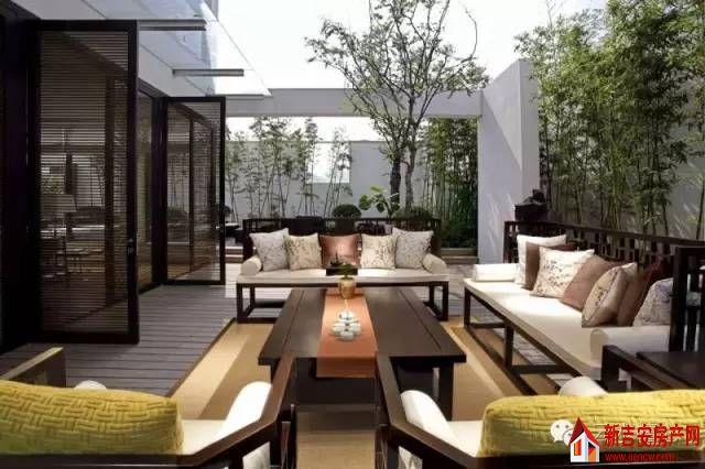 云水檀心 || 新中式家居中的智慧